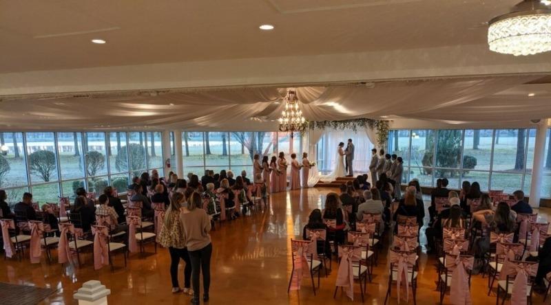 Indoor-reception