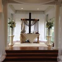 Christian wedding at House  Estate