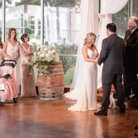Rustic wedding at House Plantation