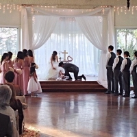 love at the altar Houston weddings