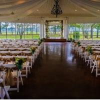 indoor wedding vows