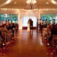 saying I Do at a beautiful Houston venue in August