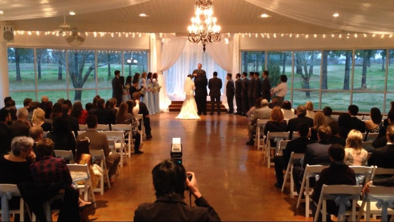 february weddings at House Plantation