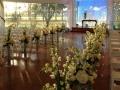 Indoor aisle