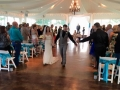 Just got married at an indoor wedding at House Plantation