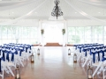beautiful indoor wedding at a houston venue