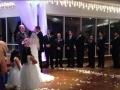 indoor weddings at night house plantation