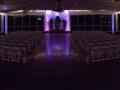 night wedding with lighting in Houston
