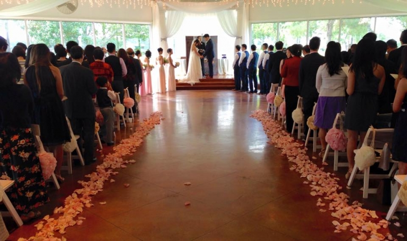 vows in Sept. at House Plantation