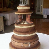 your style wedding cake