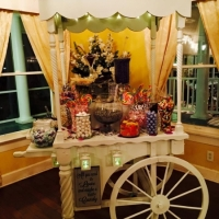 Delicious candybar at House Plantation