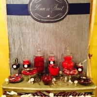 candy bar ideas- vendors page