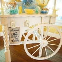 candy bar stocked with your treats 2