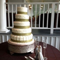 wedding cakes your color
