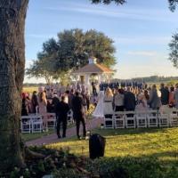 Outdoor-reception