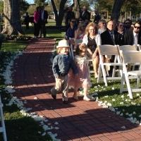 flower girl and ring bearer walking down the aisle.JPG