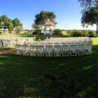 beautiful october outdoor wedding at House Plantation