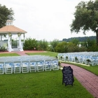 outdoor wedding in Hockley