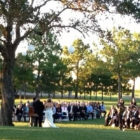 outdoor wedding option
