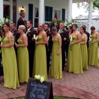 wedding party ready to walk in houston.JPG