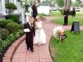 a dog, a ring bearer, and a flower girl.JPG