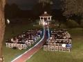 amazing night wedding next to pond in Hockley-t