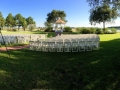 beautiful october outdoor wedding at House Plantation