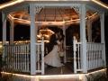 outdoor weddings at the gazebo wedding venue in Houston Tx