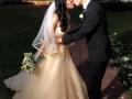 sweet kisses in a february wedding-pinterest-twitter