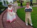 wedding party children walking down the aisle.JPG