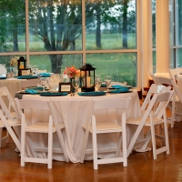 evening receptions at House Plantation - wedding reception photos