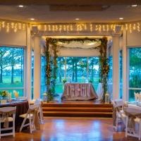 indoor reception - wedding reception photos
