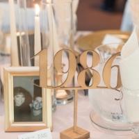 reception table idea pics by Eric & Jenn Photography