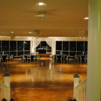 Wedding reception photos - night receptions