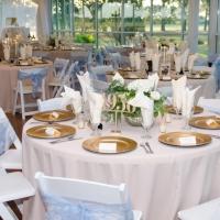 Beautiful reception table pics by Eric & Jenn Photography
