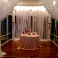 bride and groom table at a Houston reception.JPG