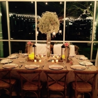Wedding reception photos - night receptions your own style