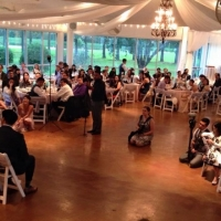 receptions in sept at a Houston venue