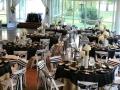 Exquisite reception tables at House Estate in Houston