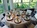 elegant reception dinner at House Estate.JPG