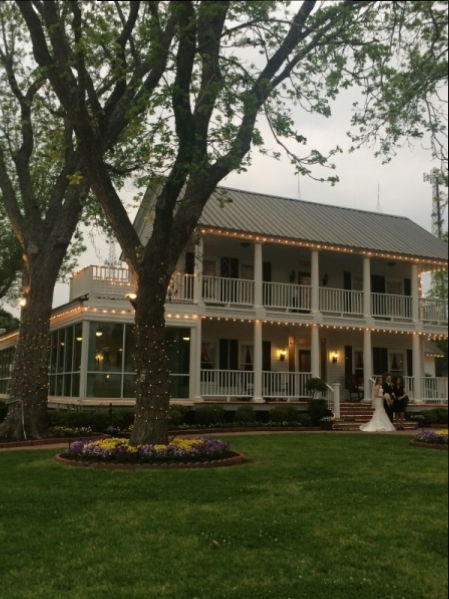 Houston wedding venue-House Plantation