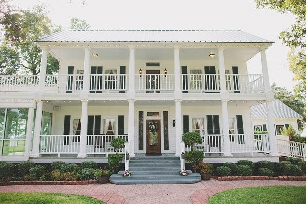 beautiful plantation home - wedding venue photos