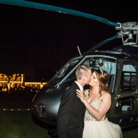 Helicopter Kissing