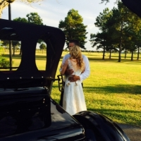 antique cars and beautiful grounds at House Estate
