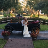antique cars at House Plantation