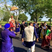 Indian wedding at House Plantation