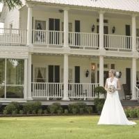 Summer bride at House Estate