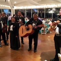 mariachi band at House Plantation