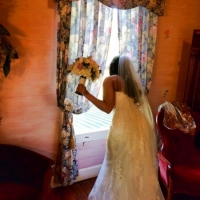 pictures from the pink room at house plantation.jpg