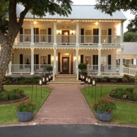 victorian wedding at House Plantation - wedding venue photos
